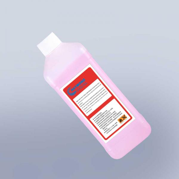 High Compatible red solvent for Markem-imaje 5191 digital printer