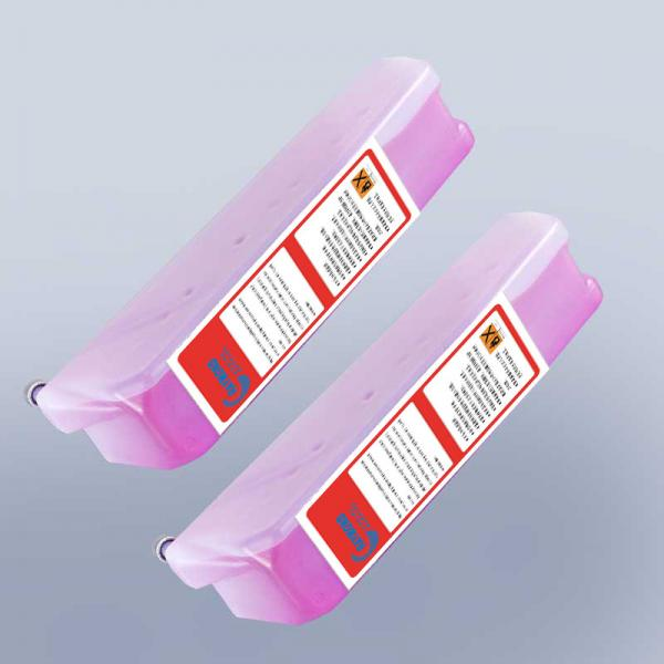 8188J purple make up additive for 9020 imaje inkjet printer