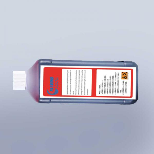 best selling Ink for 5142 red ink for markem-imaje inkjet printer