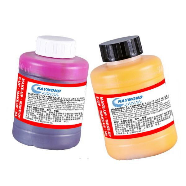 High quality 500ml ink for linx cable printer for coding printing