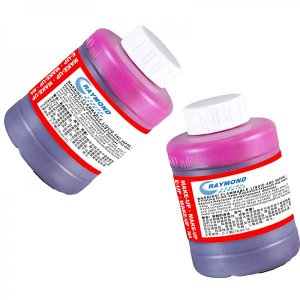 high quality small character red batch printing ink 1018 for Linx expiry date printing machine