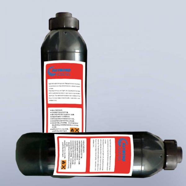 230ml  0.23L big character inkjet printerblack ink 20943 for Videojet DOD marsh ink