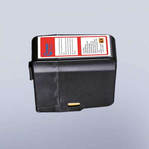 Alternative for Videojet ink cartridge V491-C ink 750 ml super quality