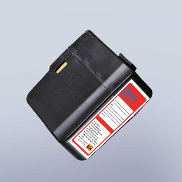 Compatible black videojet ink V410 D for Videojet CIJ inkjet code printer