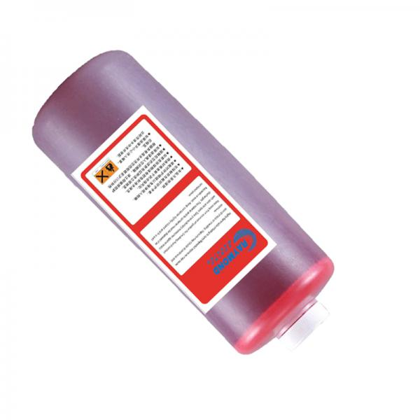 Red ink 16-2560Q for videojet industrial...