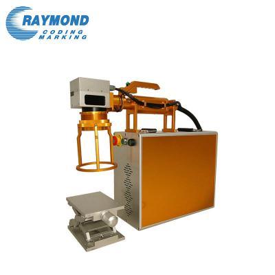 Portable Fiber Laser Marking Machine RMD-PL400A