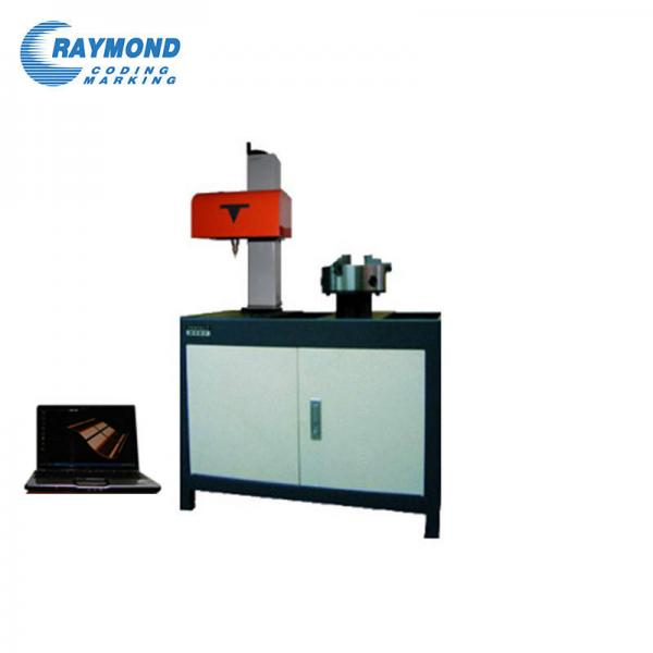 Dot pin pneumatic flange marking machine...