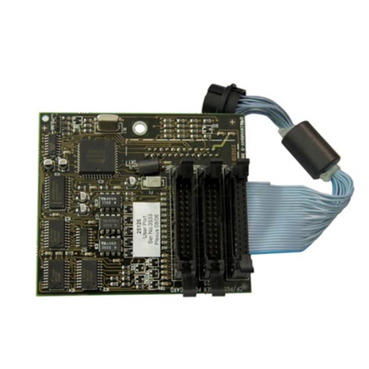 Alternative Domino 36628 CP Interface Card Assembly For A Series Cij Inkjet Printer Spare Part