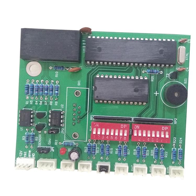 Hot sell DD-PC1400anti-counterfeit board alternative A series spare part for Domino inkjet printer