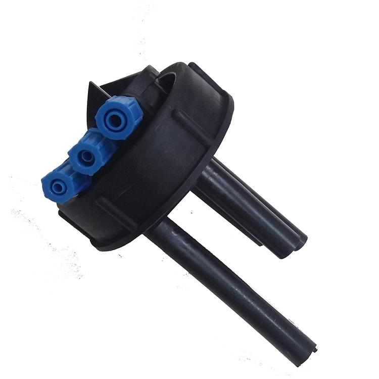 Hot sell DD-PC1833 A-GP Ink manifold without sensor A series spare part for Domino inkjet printer
