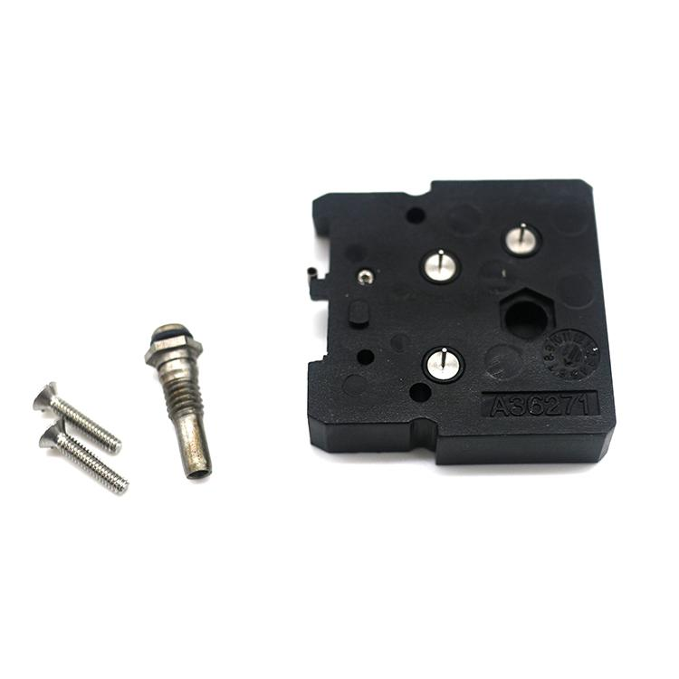 Alternative EE5263 single-nozzle recuperation block gutter block G head S4 S7 S8 9040 spare part for markem- imaje printer
