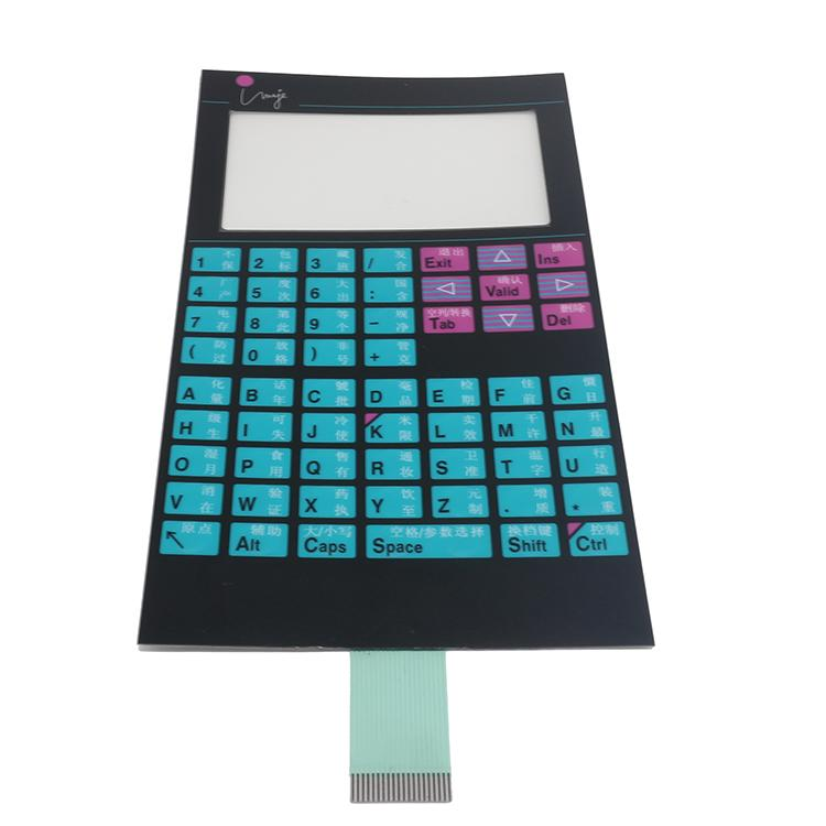Alternatives Hot Sale Cheap Handle Keyboard Pad EE5280 For S4 Or S8 Inkjet Printer Spare Parts
