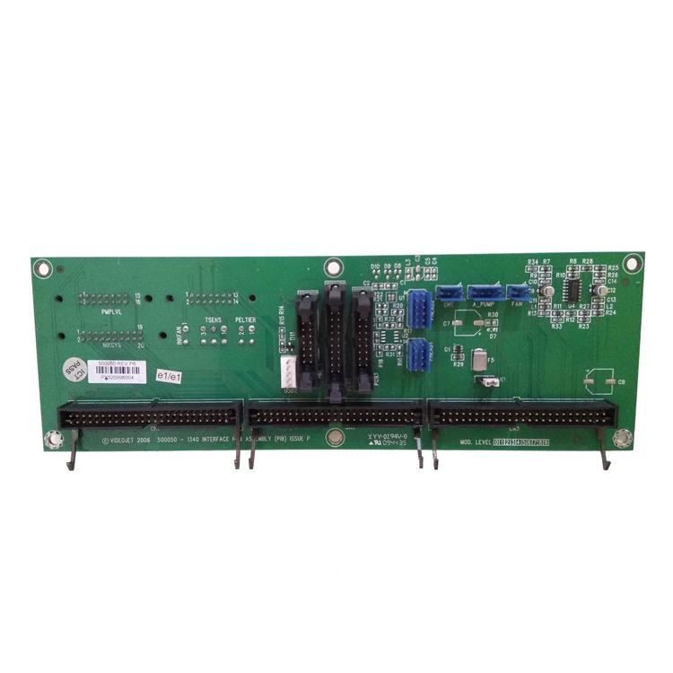 Alternative Videojet Spare Parts VV-PC1255 Ink Interface Board For Videojet Inkjet Printer Printer
